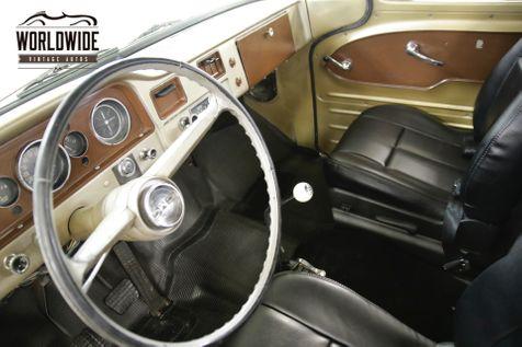 1963 GMC TRUCK SHORT BOX MANUAL LOWERED   Denver, CO   Worldwide Vintage Autos in Denver, CO