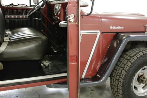1963 Jeep WILLYS  RARE 4x4 V8 CHROME COLLECTOR MUST SEE | Denver, CO | Worldwide Vintage Autos in Denver, CO