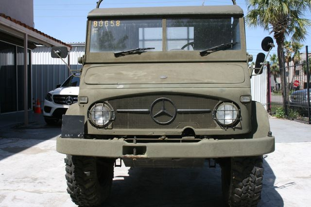 1963 Mercedes-Benz 404 Unimog Houston, Texas 0