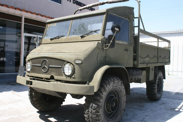 1963 Mercedes-Benz 404 Unimog Houston, Texas 1