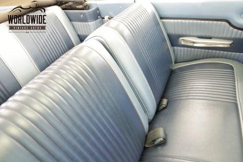 1963 Mercury COMET  CONVERTIBLE CUSTOM RESTOMOD 351 V8 5SPD | Denver, CO | Worldwide Vintage Autos in Denver, CO