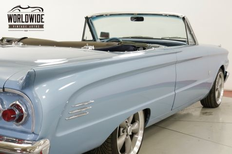 1963 Mercury COMET  CONVERTIBLE CUSTOM RESTOMOD 351 V8 5SPD | Denver, CO | Worldwide Vintage Autos in Denver, CO