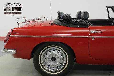 1963 Mg MGB RARE ROADSTER CONVERTIBLE. RESTORED. MANUAL  | Denver, CO | Worldwide Vintage Autos in Denver, CO