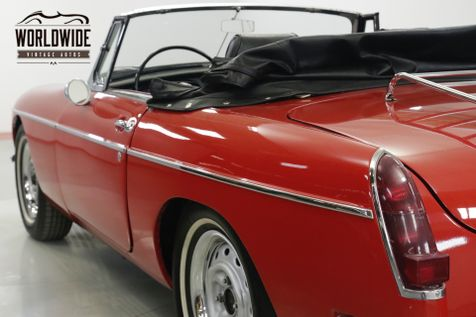 1963 Mg MGB RARE ROADSTER CONVERTIBLE. RESTORED. MANUAL    Denver, CO   Worldwide Vintage Autos in Denver, CO