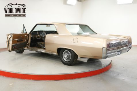 1963 Pontiac GRAND PRIX  389 CID V8 4 BARREL CARB AUTO  | Denver, CO | Worldwide Vintage Autos in Denver, CO