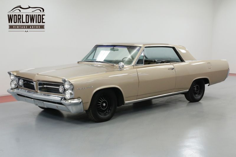 1963 Pontiac GRAND PRIX 389V8 AUTOMATIC 4 BARREL MUST SEE! | Denver, CO | Worldwide Vintage Autos