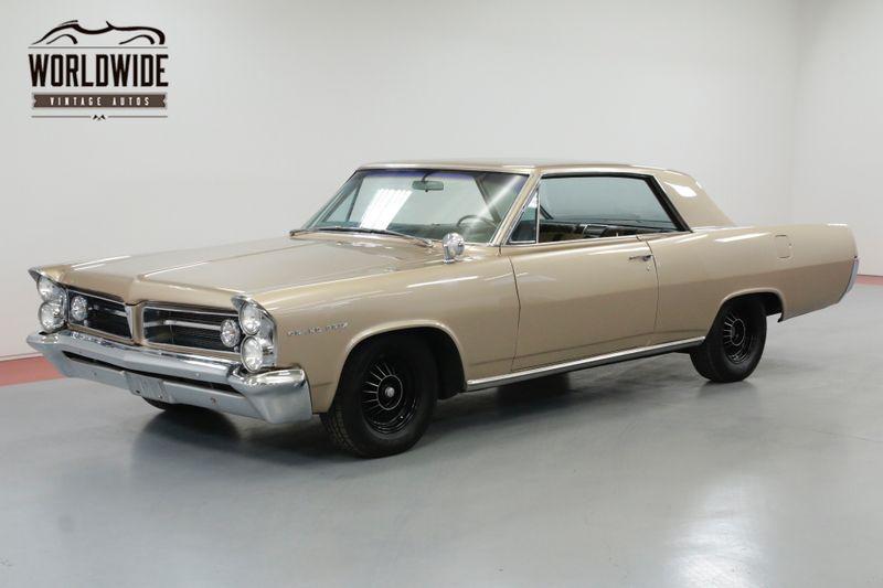 1963 Pontiac GRAND PRIX 389V8 AUTOMATIC 4 BARREL MUST SEE! | Denver, CO | Worldwide Vintage Autos