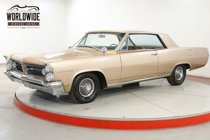 1963 Pontiac GRAND PRIX  389 CID V8 4 BARREL CARB AUTO  | Denver, CO | Worldwide Vintage Autos