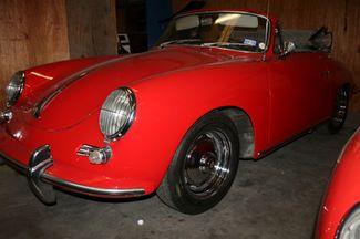 1963 Porsche 356 Convt Houston, Texas
