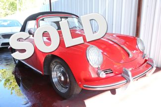 1963 Porsche 356 Convt Houston, Texas