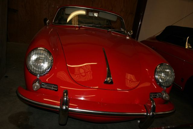 1963 Porsche 356 Convt Houston, Texas 5