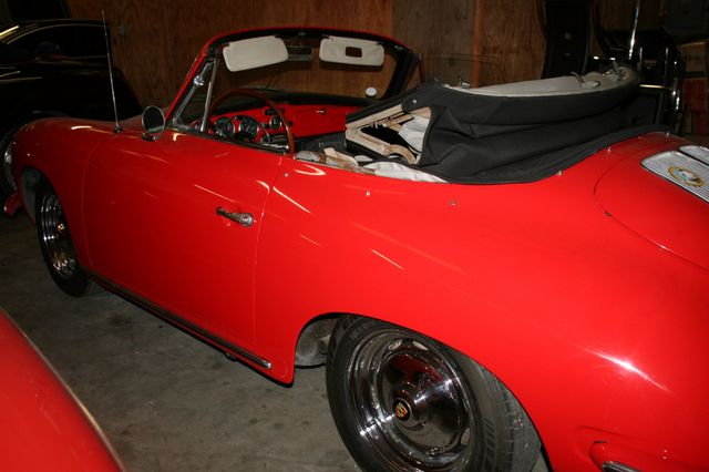 1963 Porsche 356 Convt Houston, Texas 9