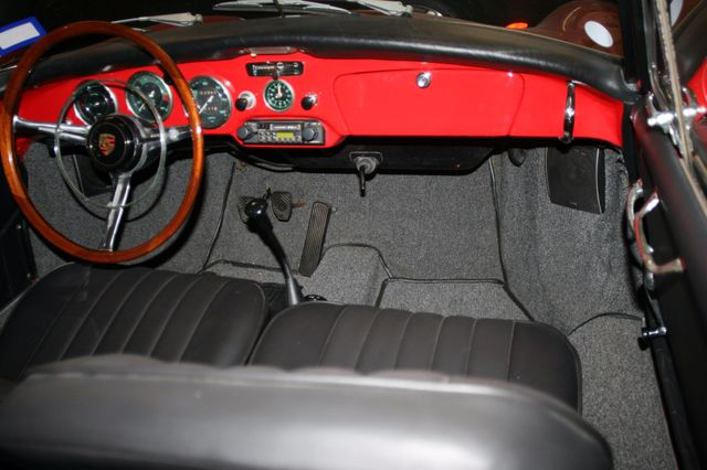 1963 Porsche 356 Convt Houston, Texas 20