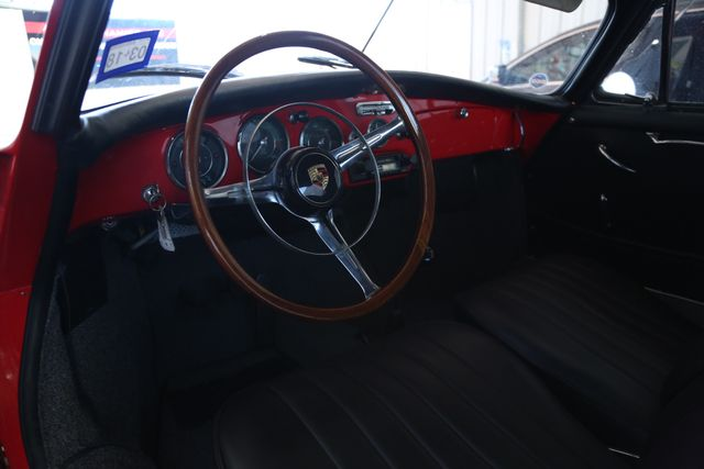 1963 Porsche 356 Convt Houston, Texas 17