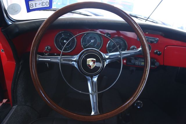 1963 Porsche 356 Convt Houston, Texas 25