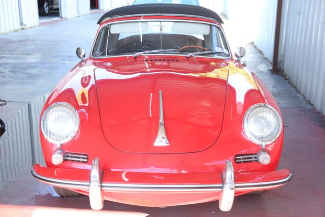 1963 Porsche 356 Convt Houston, Texas 1