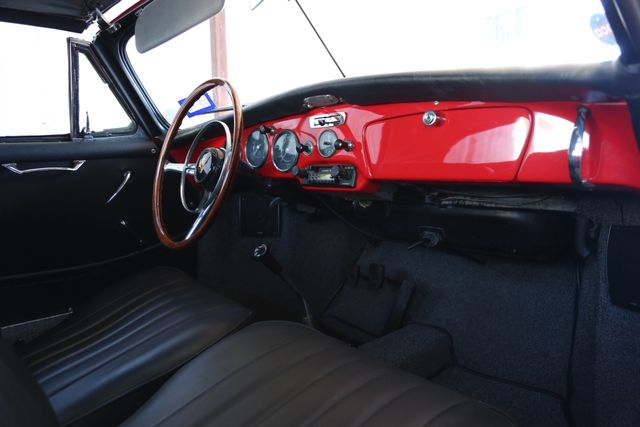 1963 Porsche 356 Convt Houston, Texas 24