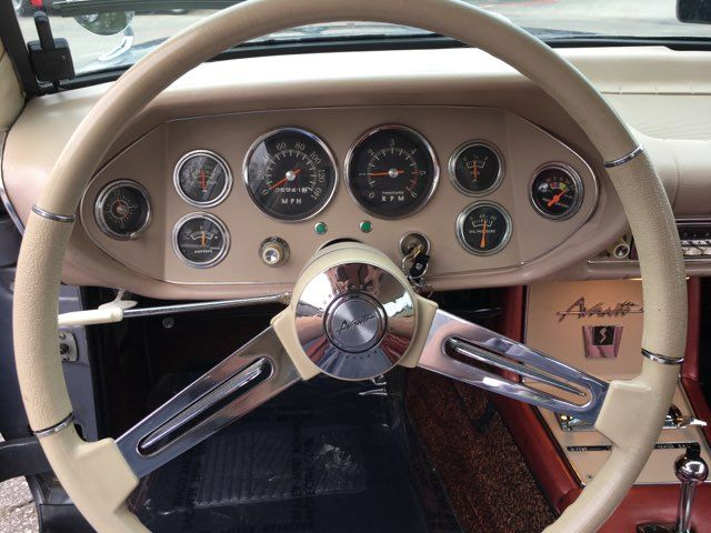 1963 Studebaker Avanti R1 Boerne, Texas 23