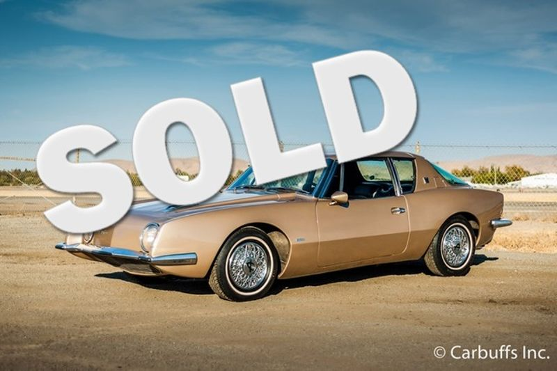 1963 Studebaker Avanti  | Concord, CA | Carbuffs