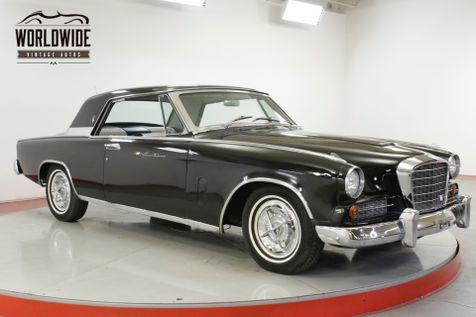 1963 Studebaker GT HAWK R1 1 of 369 PRODUCED COLLECTOR AZ CAR AC PS   Denver, CO   Worldwide Vintage Autos in Denver, CO