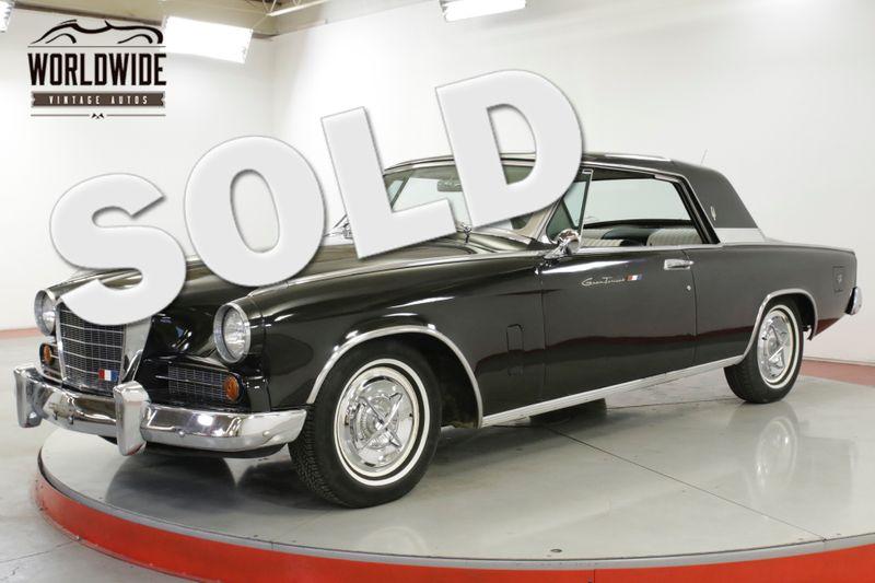 1963 Studebaker GT HAWK R1 1 of 369 PRODUCED COLLECTOR AZ CAR AC PS | Denver, CO | Worldwide Vintage Autos