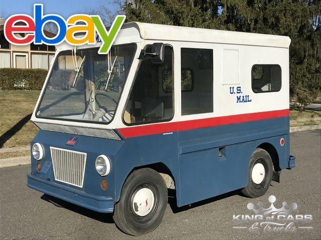 1963 Studebaker Transtar Zip Van US MAIL 9K ACTUAL MILE TIME CAPSULE COLLECTOR