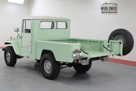 1963 Toyota FJ45 LAND CRUISER SHORT BED HIGH DOLLAR COLLECTOR | Denver, CO | Worldwide Vintage Autos in Denver, CO