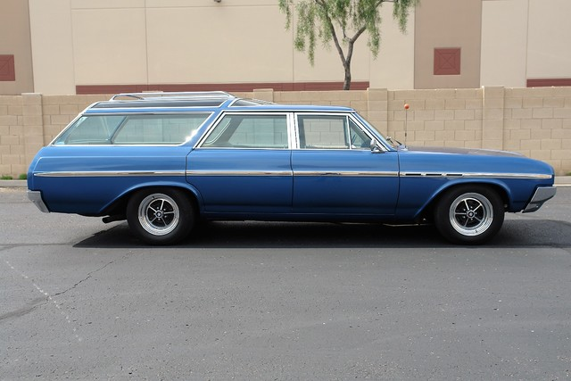 1964 Buick Skylark Sport Wagon Phoenix, AZ 2