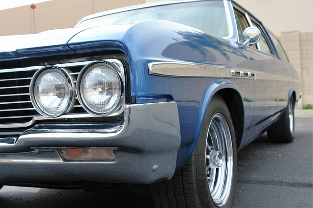 1964 Buick Skylark Sport Wagon Phoenix, AZ 17