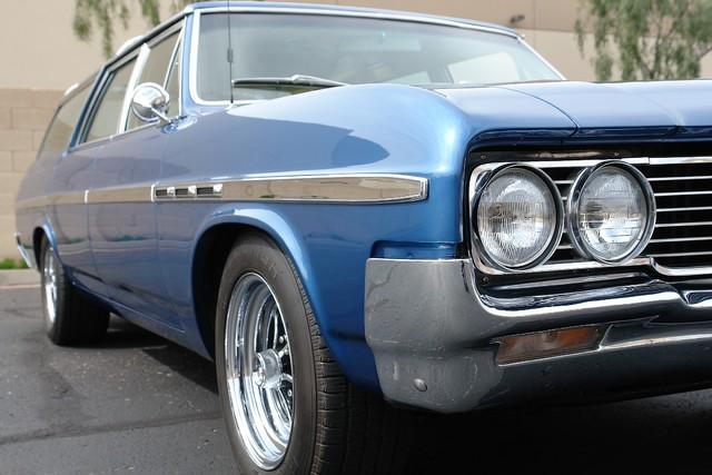 1964 Buick Skylark Sport Wagon Phoenix, AZ 18
