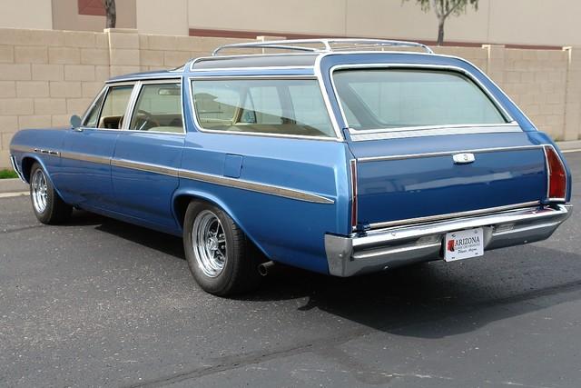 1964 Buick Skylark Sport Wagon Phoenix, AZ 21