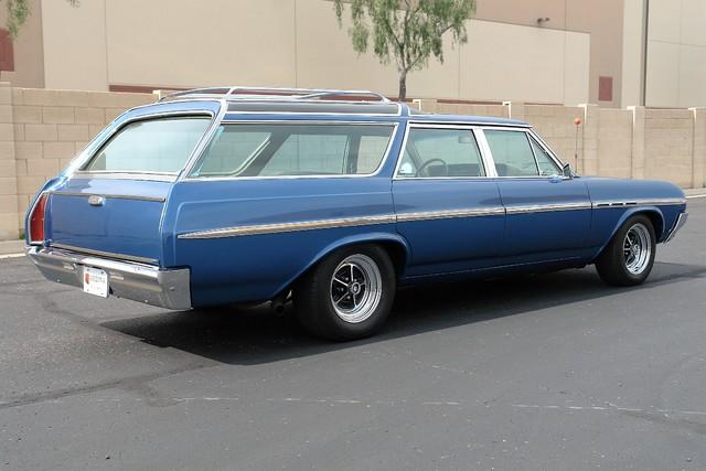 1964 Buick Skylark Sport Wagon Phoenix, AZ 4