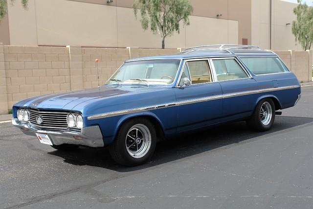 1964 Buick Skylark Sport Wagon Phoenix, AZ 10