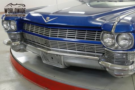 1964 Cadillac DEVILLE LS1 MOTOR AUTO AIR RIDE PS PB ONE OF A KIND | Denver, CO | Worldwide Vintage Autos in Denver, CO