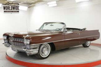 1964 Cadillac DEVILLE 429V8 AUTOMATIC PS PB POWER TOP | Denver, CO | Worldwide Vintage Autos in Denver CO