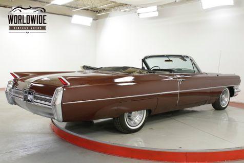 1964 Cadillac DEVILLE 429V8 AUTOMATIC PS PB POWER TOP   Denver, CO   Worldwide Vintage Autos in Denver, CO