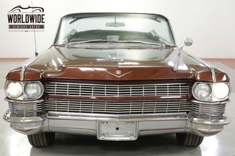 1964 Cadillac DEVILLE 429V8 AUTOMATIC PS PB POWER TOP | Denver, CO | Worldwide Vintage Autos in Denver, CO
