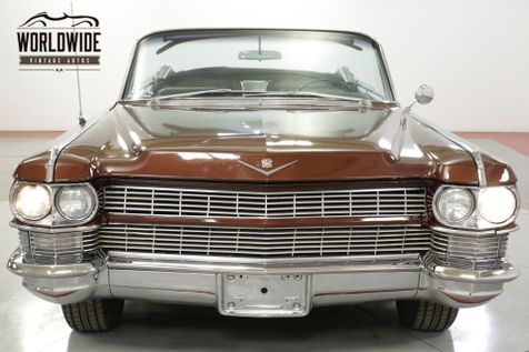 1964 Cadillac DEVILLE 429V8 AUTOMATIC PS PB POWER TOP | Denver, CO | Worldwide Vintage Autos in Denver, CO