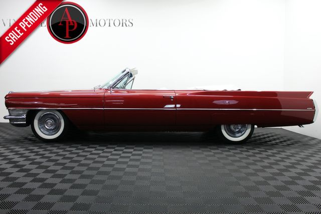 1964 Cadillac Deville CONVERTIBLE 429 CI POWER TOP STRAIGHT
