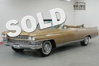 1964 Cadillac ELDORADO BIARRITZ in Denver CO