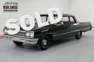 1964 Chevrolet BISCAYNE DUAL QUAD 409V8 4-SPEED RARE | Denver, CO | Worldwide Vintage Autos in Denver CO