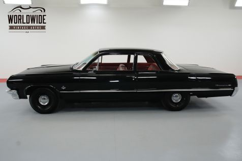 1964 Chevrolet BISCAYNE DUAL QUAD 409V8 4-SPEED RARE | Denver, CO | Worldwide Vintage Autos in Denver, CO