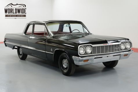 1964 Chevrolet BISCAYNE DUAL QUAD 409V8 4-SPEED RARE   Denver, CO   Worldwide Vintage Autos in Denver, CO