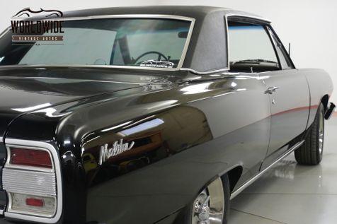 1964 Chevrolet CHEVELLE  RESTOMOD V8 AUTO PS PB VINTAGE AC 5K STEREO | Denver, CO | Worldwide Vintage Autos in Denver, CO