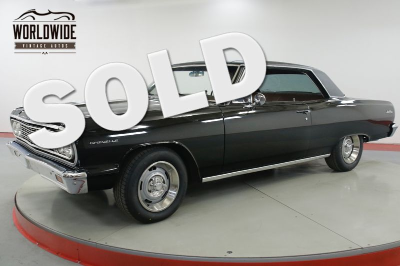 1964 Chevrolet CHEVELLE  RESTOMOD V8 AUTO PS PB VINTAGE AC 5K STEREO | Denver, CO | Worldwide Vintage Autos