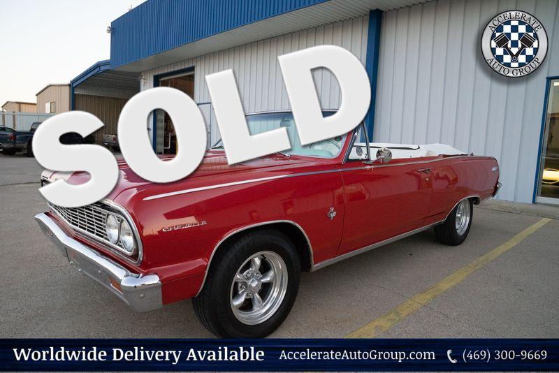 1964 Chevrolet CHEVELLE MALIBU SS in Rowlett Texas
