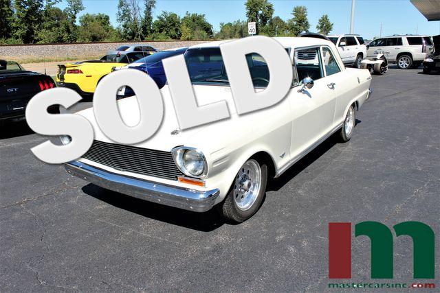 1964 Chevrolet Chevy II Nova 2 Door   Granite City, Illinois   MasterCars Company Inc. in Granite City Illinois