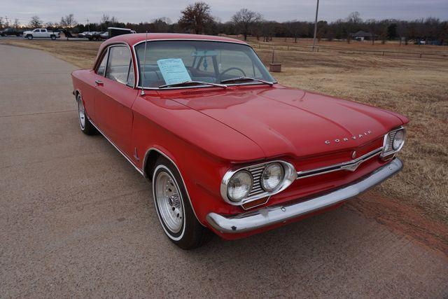 1964 Chevrolet Corvair Monza Blanchard, Oklahoma 2