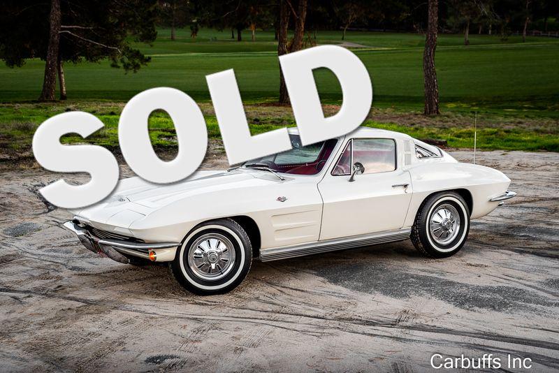 1964 Chevrolet Corvette Coupe   Concord, CA   Carbuffs