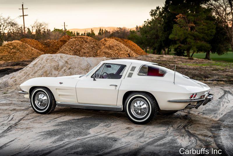 1964 Chevrolet Corvette Coupe   Concord, CA   Carbuffs in Concord, CA